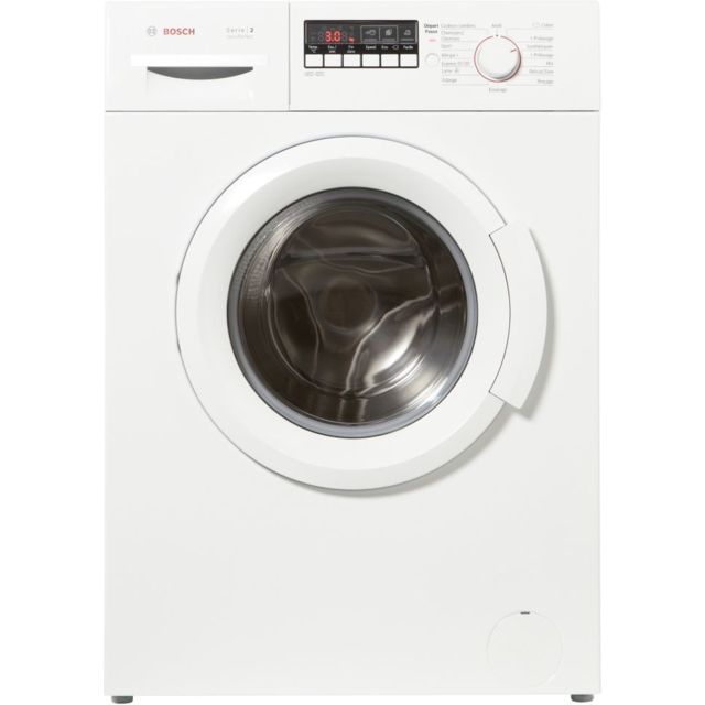 Bosch Lave-linge avec VarioPerfect WAB24211FF