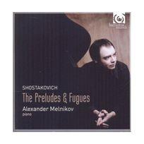 Harmonia Mundi - Préludes & Fugues