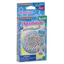 Aquabeads - Perles Classiques Grises
