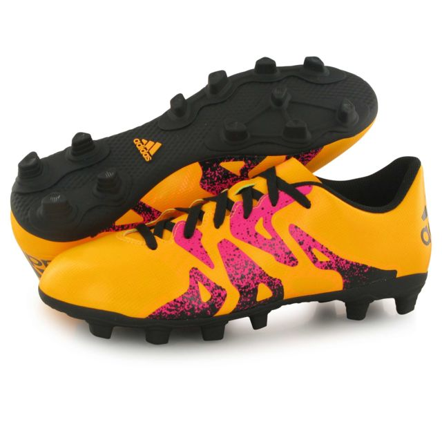 Adidas performance X 15.4 Fg orange, chaussures de