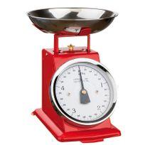 Ogo - Balance de cuisine mécanique rouge