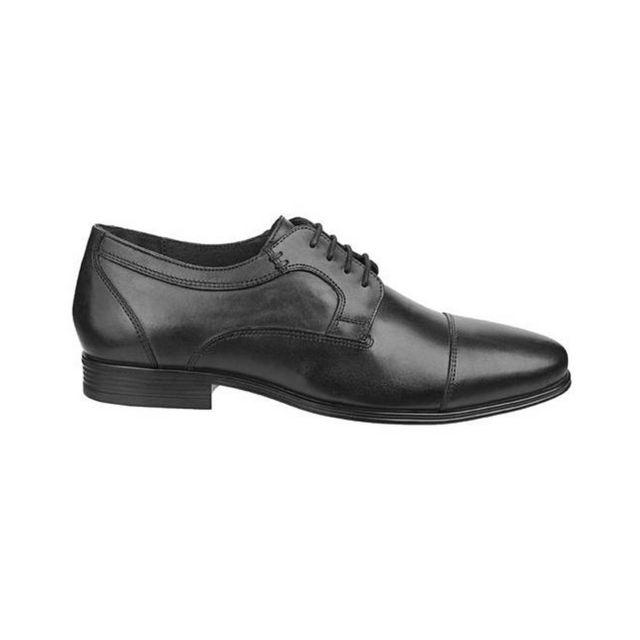 Hush Puppies Chaussures de ville Bertrand - Homme 42 Eur, Noir Utfs5462