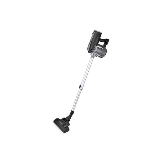 techwood aspirateur balai 2 en 1 gris noir tas 656 achat aspirateur balai. Black Bedroom Furniture Sets. Home Design Ideas