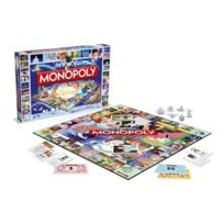 Winning Moves - Disney - Monopoly Disney classic