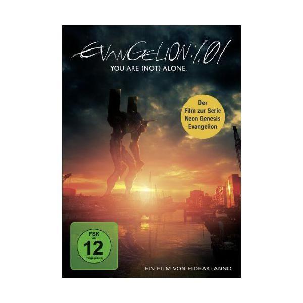 Universum Film Gmbh Dvd Evangelion: 1.01 Import allemand