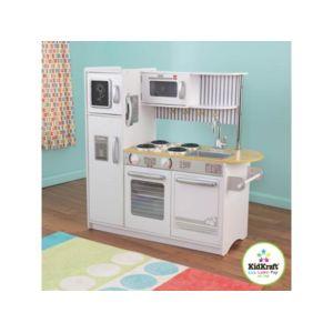 kidkraft cuisine uptown white 53335 pas cher achat vente cuisine et m nage rueducommerce. Black Bedroom Furniture Sets. Home Design Ideas