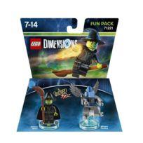 Warner Games - Figurine Lego Dimensions - La Méchante Sorciere de l'Ouest - Le Magicien d'Oz