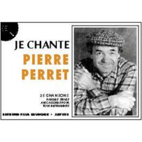 Paul Beuscher Publications - Perret Pierre - Je Chante Perret