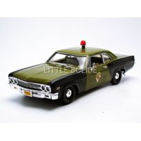 Auto World - Chevrolet Biscayne Maryland Police - 1966 - 1/18 - Amm1030
