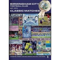Pdi Media - Birmingham City - Classic Matches IMPORT Anglais, IMPORT Dvd - Edition simple