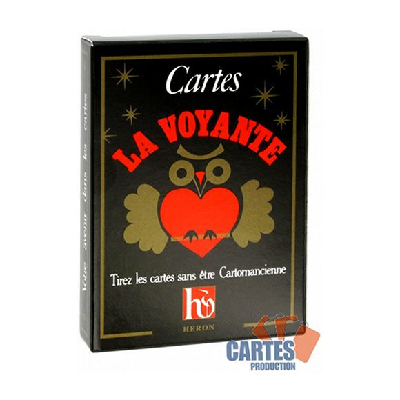 Poker Production - Cartes la Voyante