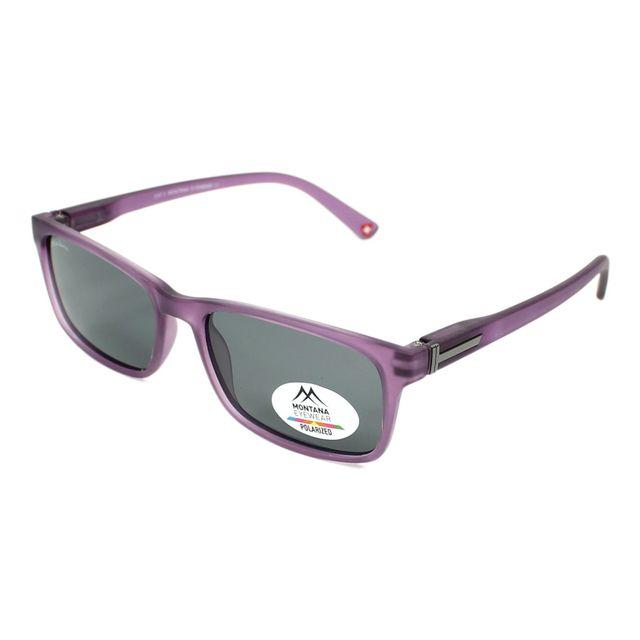 vraie qualité en vente en ligne nouvelle arrivée Montana - Mp-25 E Violet mat - Lunettes de soleil - pas cher ...