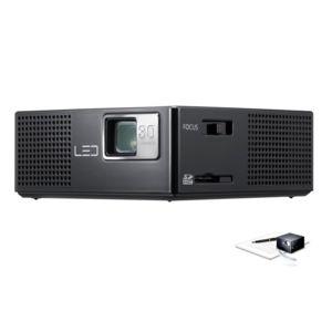 Samsung - Vidéoprojecteur DLP Ultra portable à LED - Ultra léger - Résolution WVGA - SP-H03 reconditionné