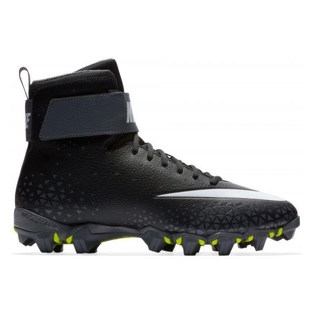 d814076554476 Nike - Crampons de Football Americain moulés Force Beast Shark Noir gry  Pointure - 41 43 - pas cher Achat   Vente Chaussures foot - RueDuCommerce