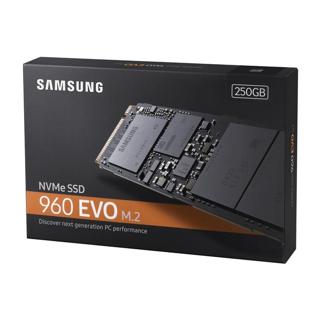 Samsung - Ssd 960 Evo M.2 250Go