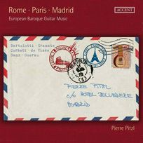 Accent - Pierre Pitzl - Rome - Paris - Madrid