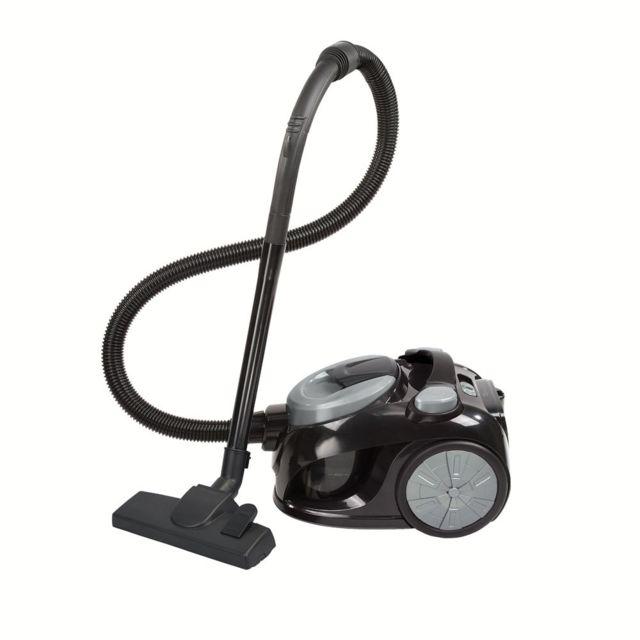 domoclip aspirateur multi cyclonique sans sac doh110g achat aspirateur sans sac sup rieur 80db. Black Bedroom Furniture Sets. Home Design Ideas