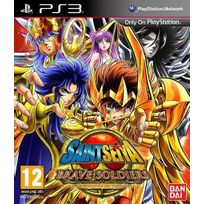 Namco Bandai - Saint Seiya Brave Soldiers