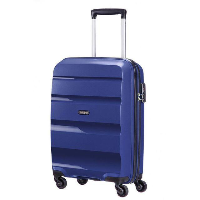 AMERICAN TOURISTER - Valise Bon Air Spinner Strict S Bleu nuit 31