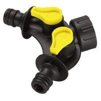 Karcher - 2.645-097.0 - Connecteur robinet 2 voies