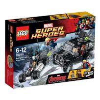 Lego - MARVEL SUPER HEROES - Hydra contre les Avengers - 76030