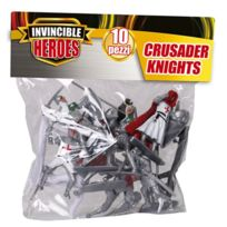 Invincible Heroes - Sachet Chevalier Croisade 10 pièces