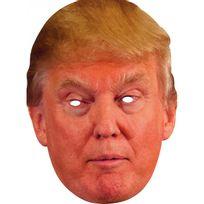 Marque Generique - Masque carton Donald Trump