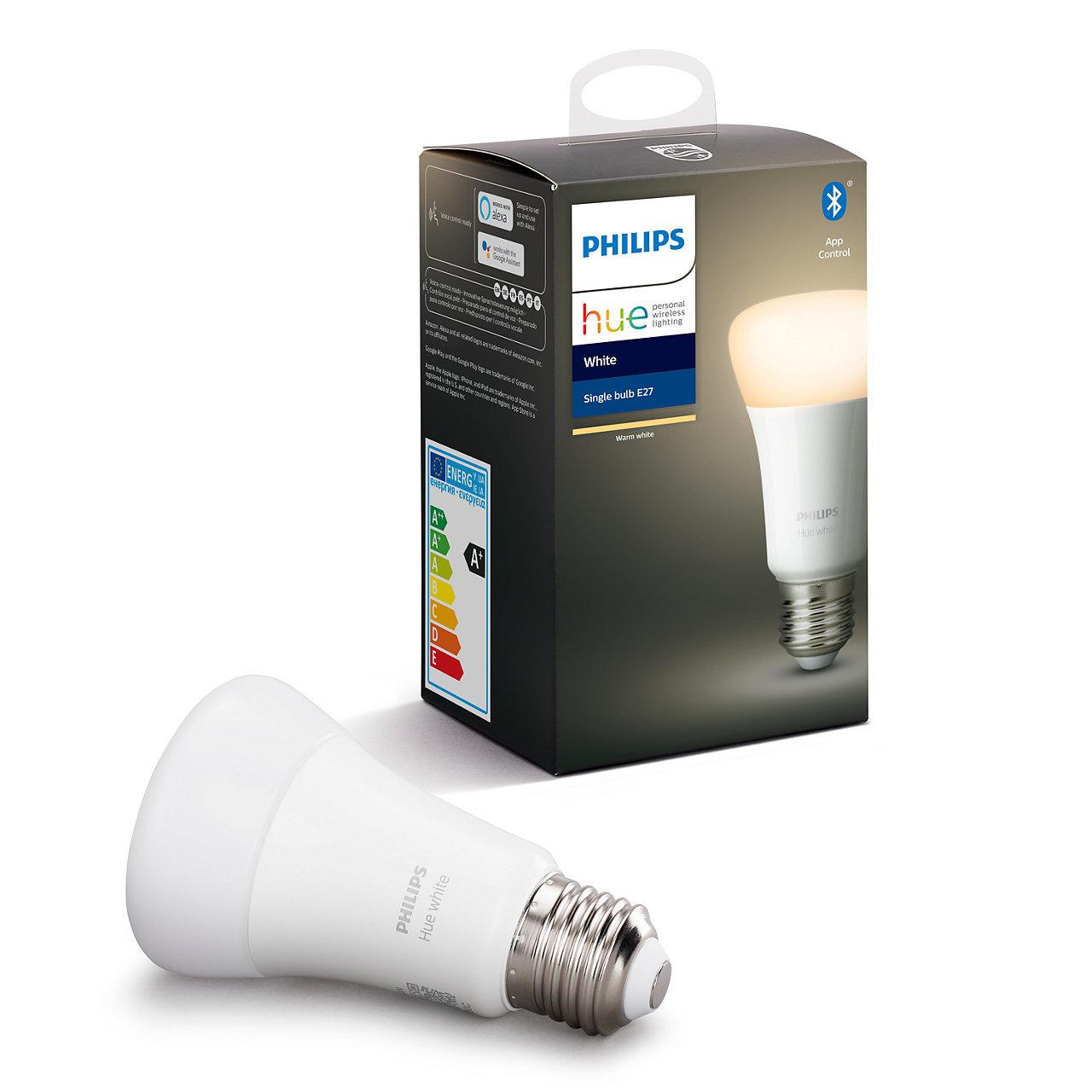 White - Ampoule 9.5W E27 x1