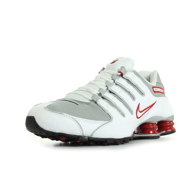 hot sale online 11e03 d5f19 Nike - Shox Nz - pas cher Achat  Vente Baskets homme - RueDu