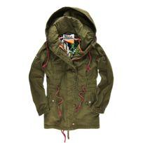 3a5d5cc922a1 Manteau grande taille femme - catalogue 2019 -  RueDuCommerce ...