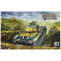"Afv Club - Maquette char 1/35 : Char léger Us M24 ""Chaffee"