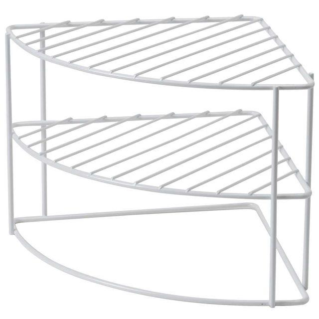 Compactor Étagère d'angle en fil