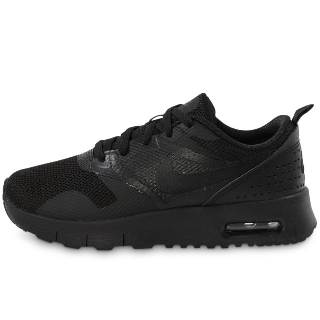 Nike Air Max Tavas Triple Noir Enfant Running pas cher