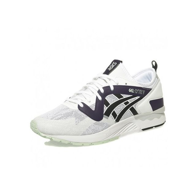 Asics - Chaussures Gel Lyte V Ns Blanc Homme - pas cher Achat ... f7c5ce1bfd73