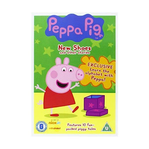 Peppa Pig New Shoes And Other Stories Import Anglais