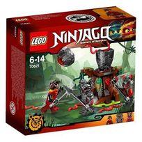 Lego - 70621-L'attaque des guerriers Vermillion