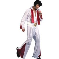 Euro Carnavales - Deguisement Elvis Presley - Homme