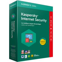 Kaspersky - Internet Security 2018 1Poste 1An Maj