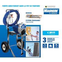 Magnum by Graco - Station de Peinture haute pression Airless Professionnelle - A80 Proplus