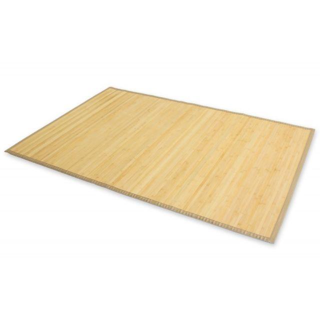 Decoshop26 tapis en bambou naturel 60cm x 240cm tap06083 - Tapis bambou x ...