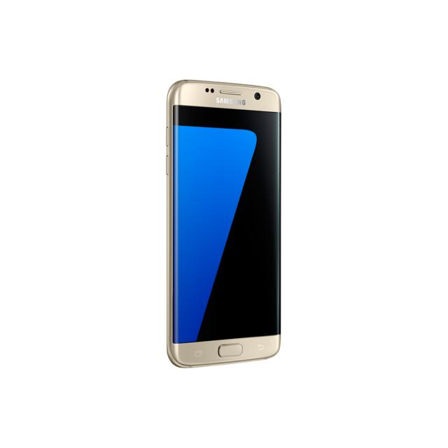 Samsung - Galaxy S7 Edge - 32 Go - Or - Reconditionné