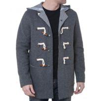 BLZ Jeans - Veste Homme Duffle Coat à Capuche