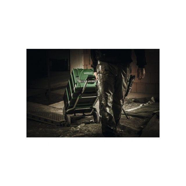 402541 Hitcase-Aufbewahrungsbox et Transport Hikoki Hit Boîtier Taille 4