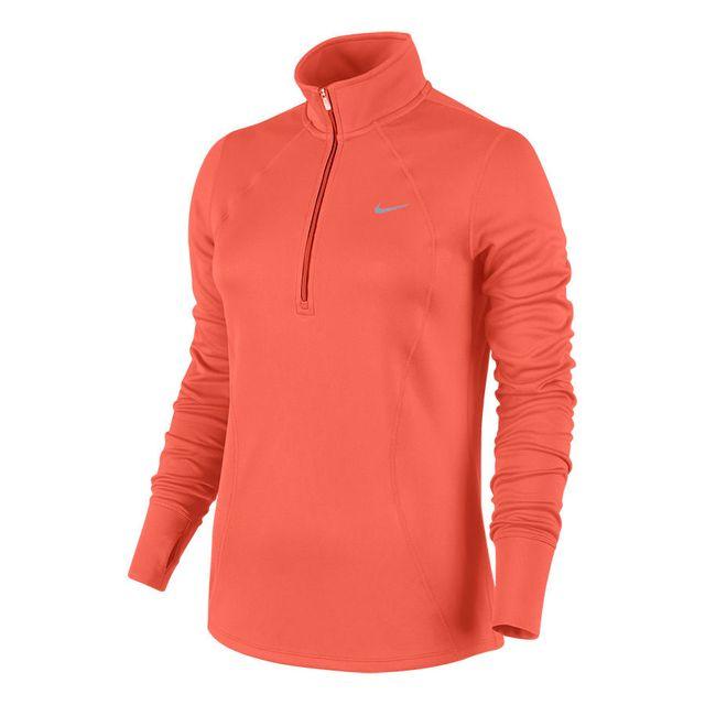 Nike Achat Pas Ls Femme Top Cher Zip 12 Racer Veste Orange rFrxqvH1Aw