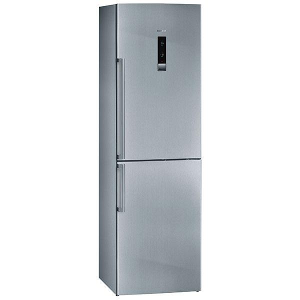 SIEMENS réfrigérateur combiné 60cm 313l a++ nofrost finition inox - kg39nai32