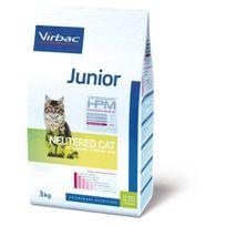 Virbac - Vet Hpm Junior Neutered Cat - 3kg