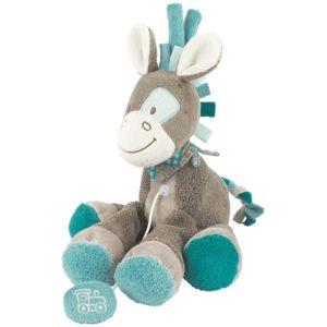 NATTOU - Peluche bébé Cheval Mini Musical Gaston