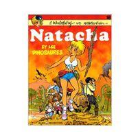 Marsu Productions - Natacha, tome 18 : Natacha et les dinosaures