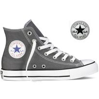 Converse - Chaussures All Star Chuck Taylor Anthracite 580