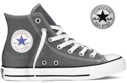 Chaussures All Star Chuck Taylor Anthracite 580